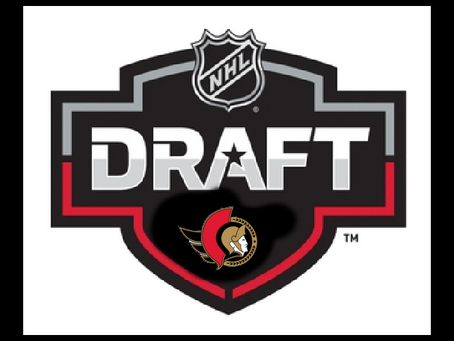Busts, Reaches, and Steals: The Ottawa Senators at the 2021 NHL Draft