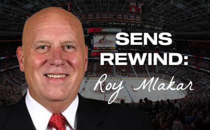 SENS REWIND: Former President and CEO Roy Mlakar