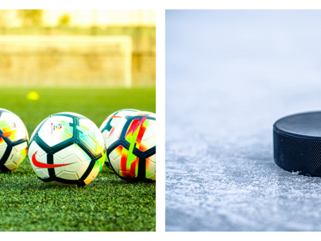 Once and For All: What's Better? Hockey or Soccer?