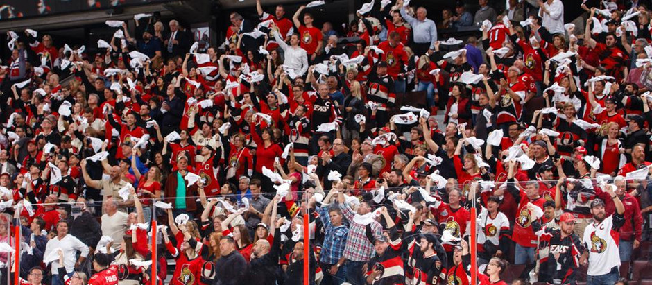 Sens Fan Forum: An Early Glimpse at Optimism Levels