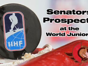 World Junior Preview: Sens Prospects at the Big Dance