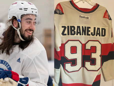 DJ Zbad: Or How I Learned to Stop Worrying and Love the Mika Zibanejad trade