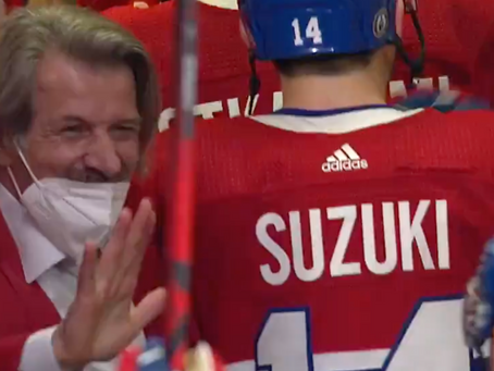 """The """"Disgruntled"""" Habs Fan? Not So Much These Days..."""