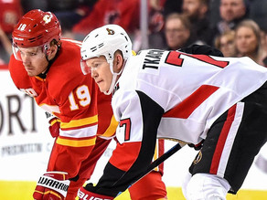 The Tkachuk Brothers: A Temporary Suspension of Brotherly Love
