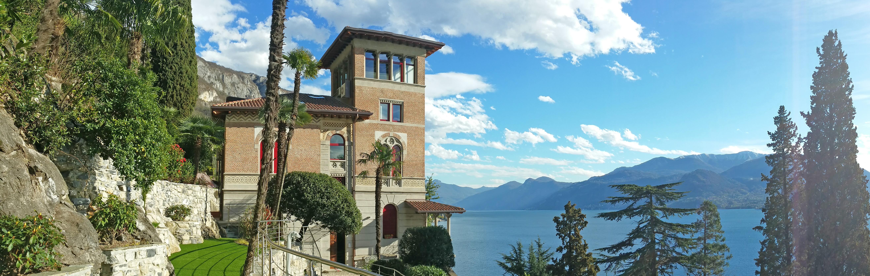 Villa Monti panorama