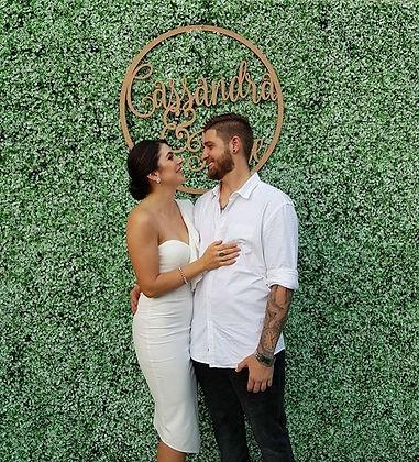 Congratulations Cassandra & Dale 💍_⠀⠀⠀⠀