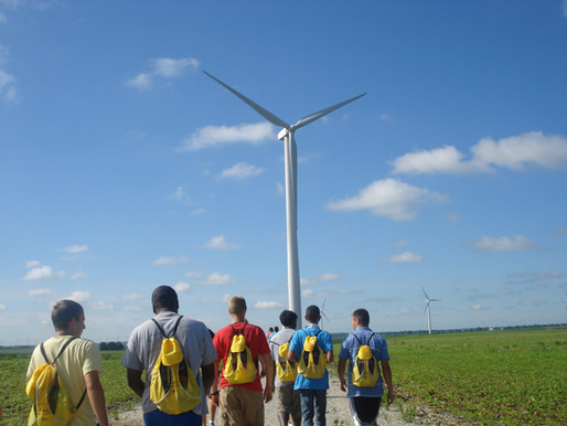 Wind Farm Tours Beginning Soon!