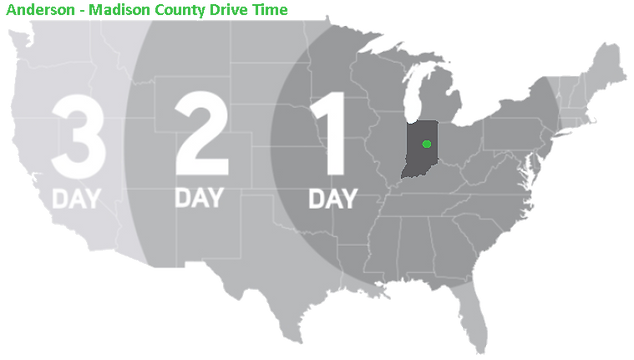 1-2-3 Day Drive Time Map -green.tiff
