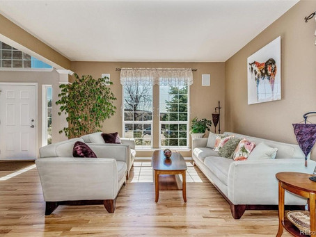 Lessons learned as a home stager