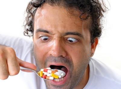 Self Medicating...