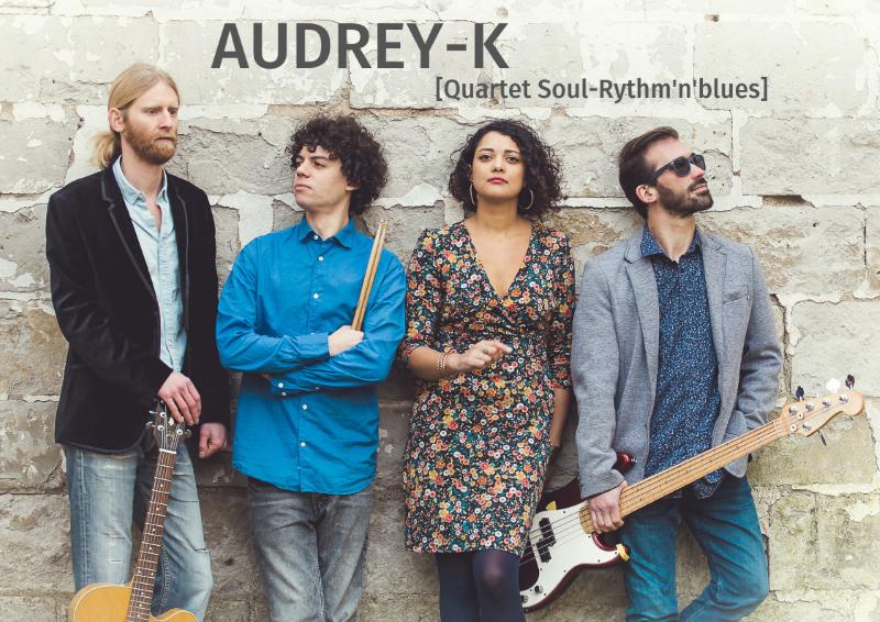 Audrey-K