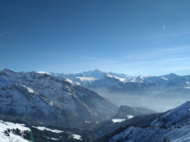 Ski Avoriaz leçons de ski