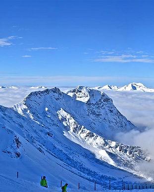 Découverte domaine skiable Morzine Avoriaz Les Gets Châtel