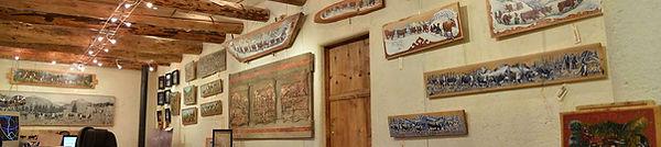 Expo atelier Morzine Montriond