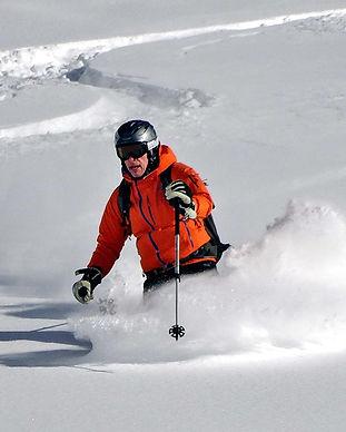 ski hors-piste Avoriaz