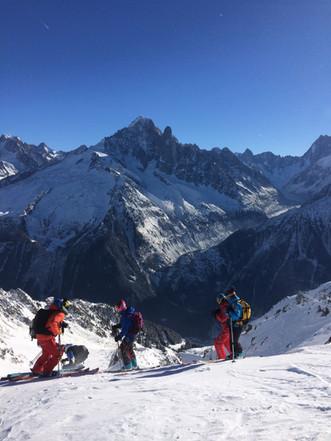 Ski Chamonix Mont-Blanc