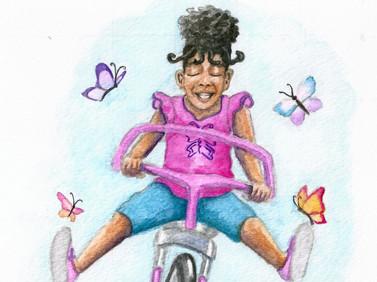 Bikes and butterflies