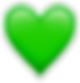 green heart w Patrick