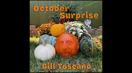 Vote Reality!  October Surprise & Victory, two new singles by Bill Toscano Oct. 2020