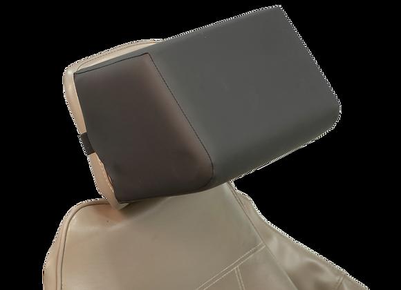"6"" - ICORE Geriatric Dental Headrest"