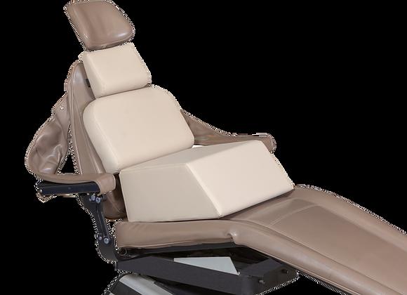 Child Booster Seat & Kiddie Headrest Combo
