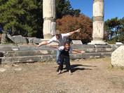 Ashley et Maxime - Cos/Grèce