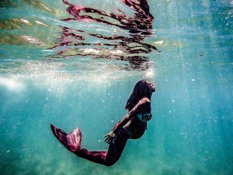 Pocakos sellők - csodálatos víz alatti terhesfotók