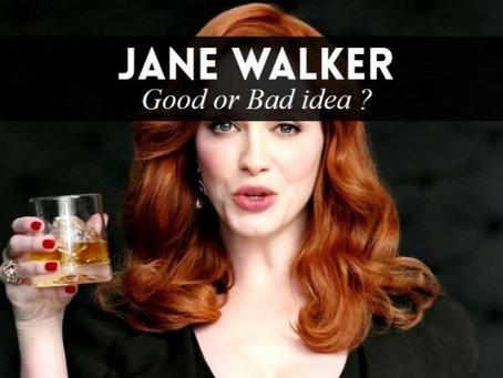Jane vagy Johnnie Walker – jó ötlet nőket whiskyvel itatni?