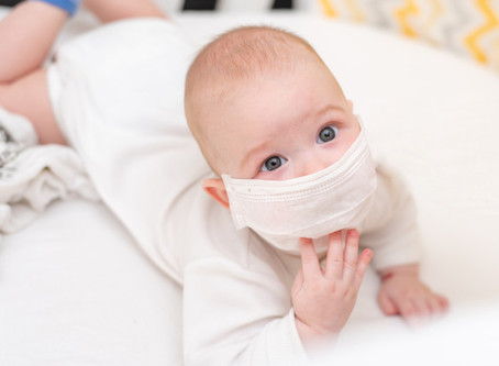 Koronavírus elleni védettséggel született a baba