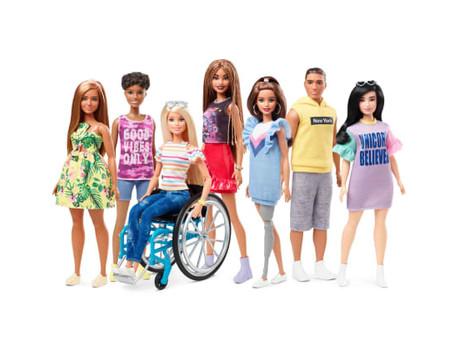 """Mert Barbie-nak nem (sem) kell """"tökéletesnek"""" lennie..."""
