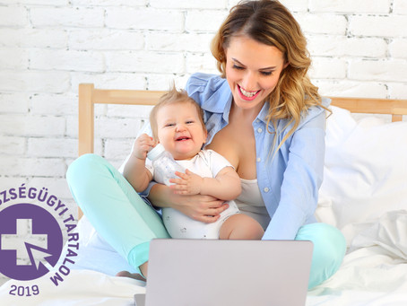 Hiteles egészségügyi weboldal minősítést kapott az Anyás-Apás!