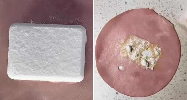Egy sokkoló videó a mosogatógépből