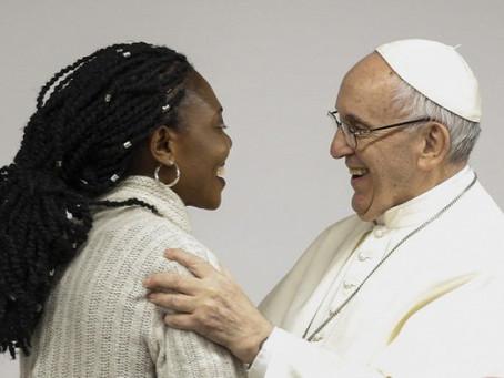 Ferenc pápa esete az utcalányokkal