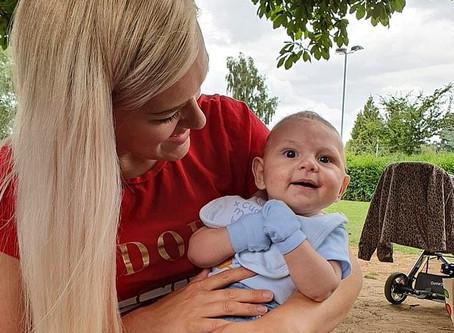 A hasfájásból egészséges baba született – a rejtett vagy csendes terhességről