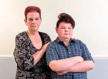 Műtétet akarok a kövér gyerekemnek!