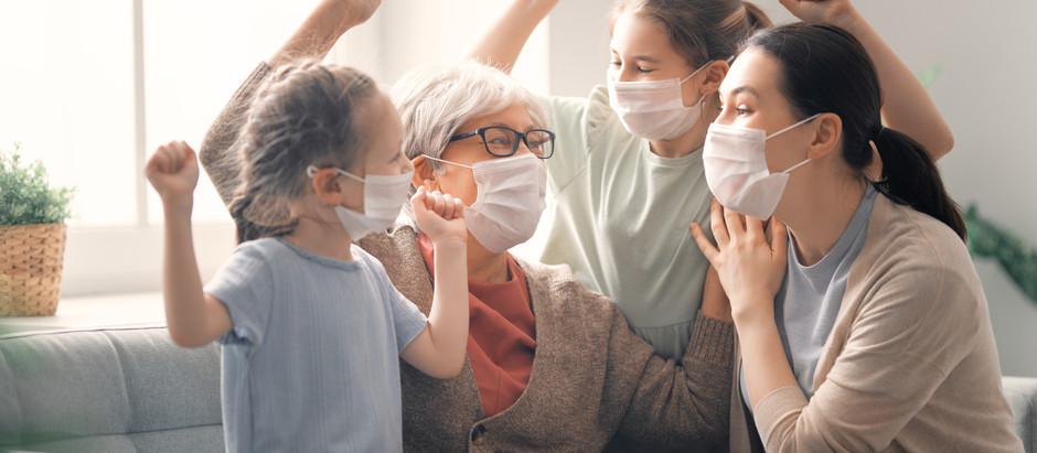 Vakcina után ölelés receptre – járvány idején