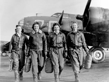 A nehézbombázókat női pilóták vezették… ja, nem