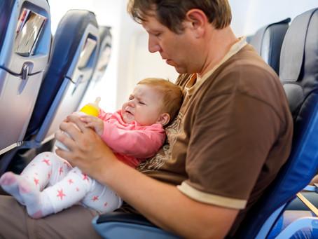 Fontos repülési tipp gyerek nélkül utazóknak – mert a gyerek nem teher