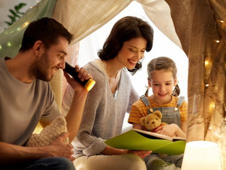Olvass a gyereknek, mert olvasni jó!
