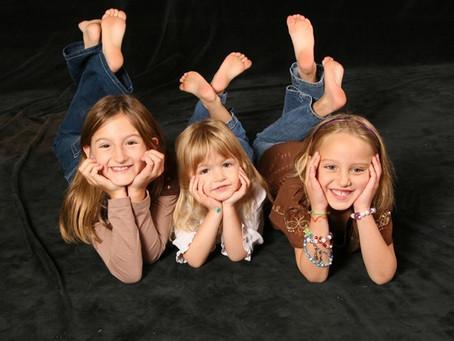 Három lány miért lenne sorscsapás?