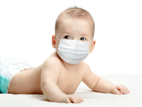 Should I get vaccinated before visiting a newborn?
