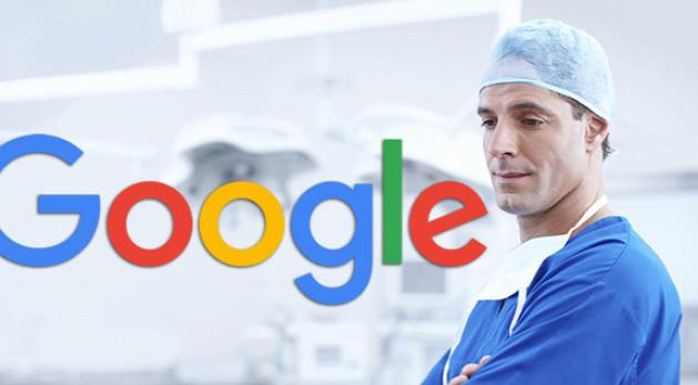 A Google adott egy pofont a hiteles egészségügyi weboldalaknak