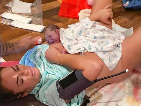 A szülés nyers és gyönyörű valósága – fotókon