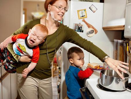 Az anyák túl elfoglaltak a rákszűréshez