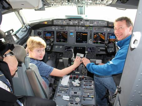 Autista gyereknek nincs helye a repülőgépen!