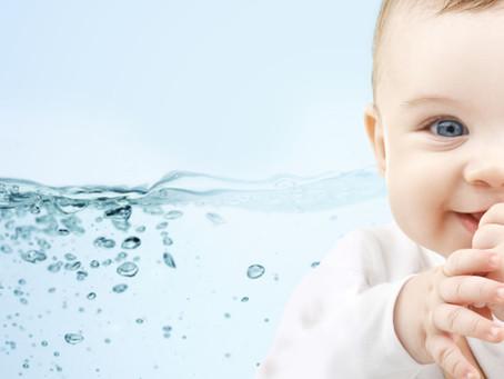 A mama és a baba se igyon mérgező ivóvizet!