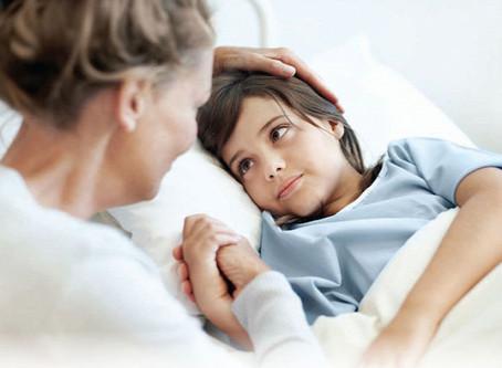 Azt szeretném, ha mindig beteg lenne a gyerekem!