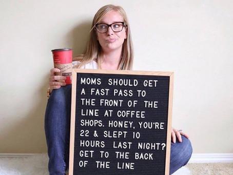 Az anyáknak ne kelljen sorban állni a kávéért!