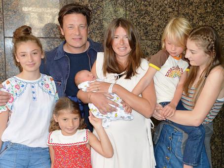 Jamie Oliver felesége: őszintén a vetélésről