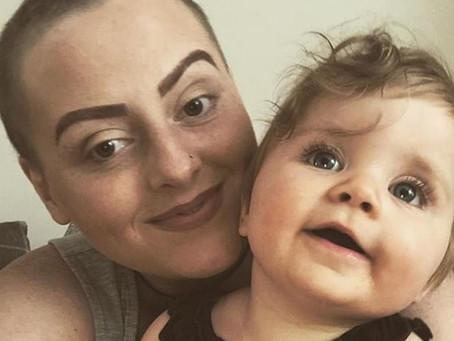 """Úgy éreztem, nem vagyok jó anya – pedig """"csak"""" mellrákom volt"""